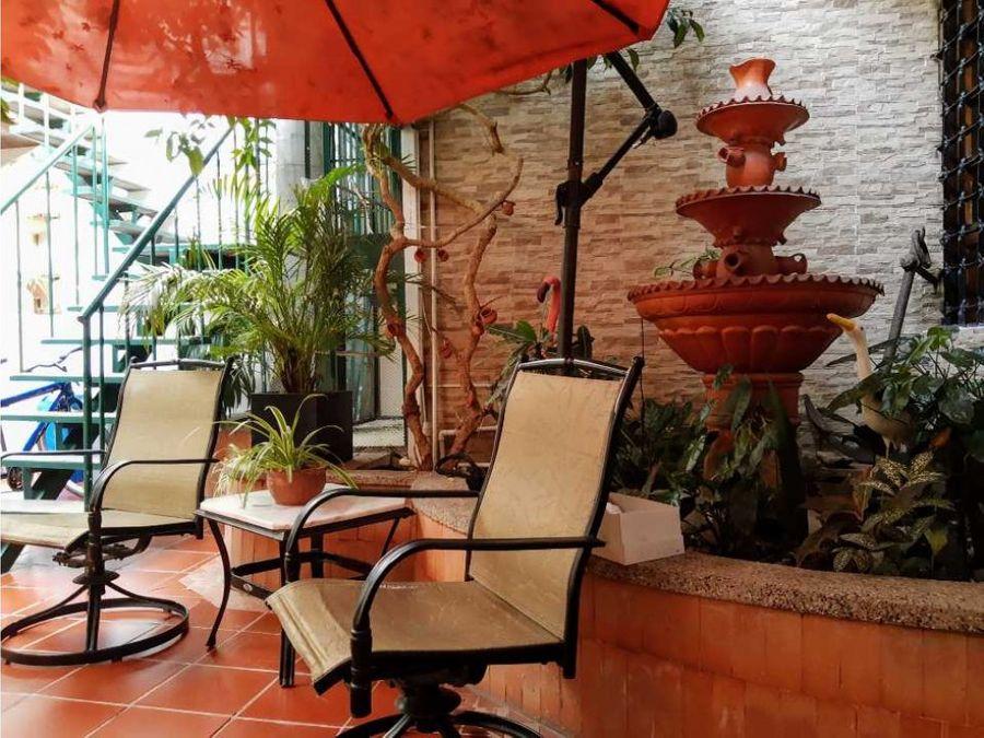 hotel en venta centro historico santa marta