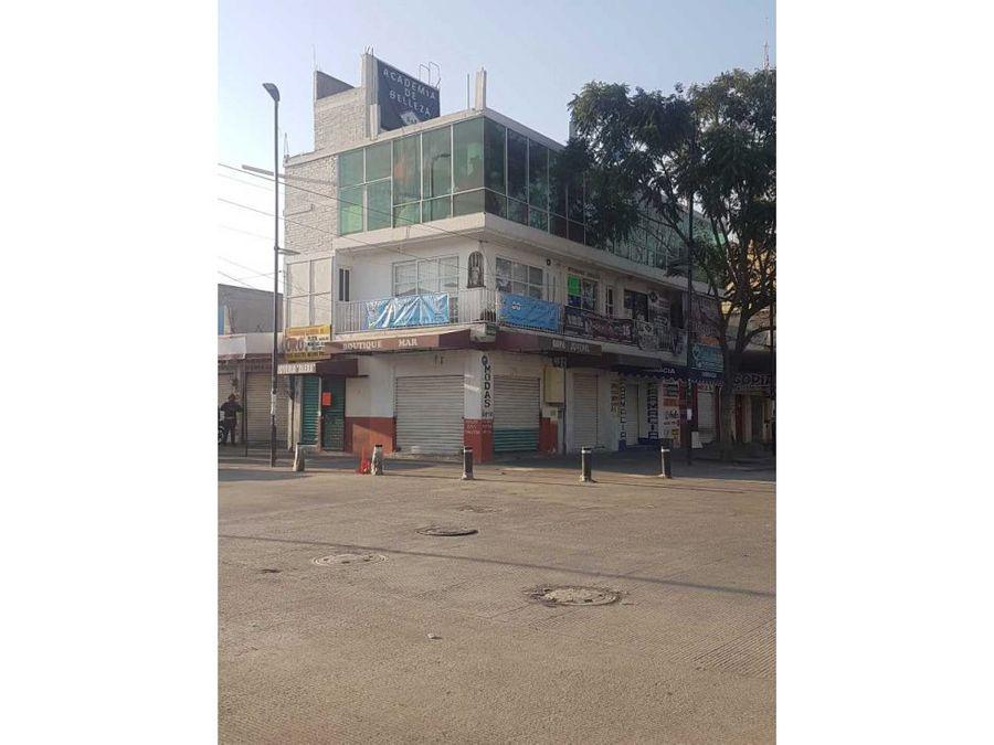 inmueble en renta centro historico de chalco mexico