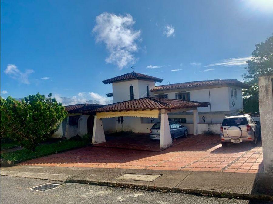 vendo casa 380mts2 4h5b8pe la lagunita 1408