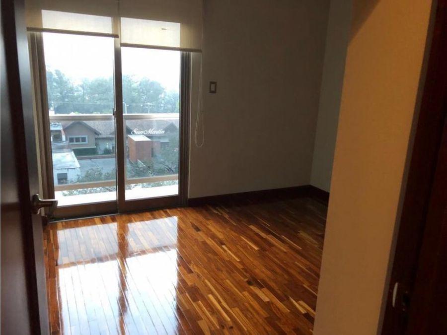 lindo apartamento en zona 15