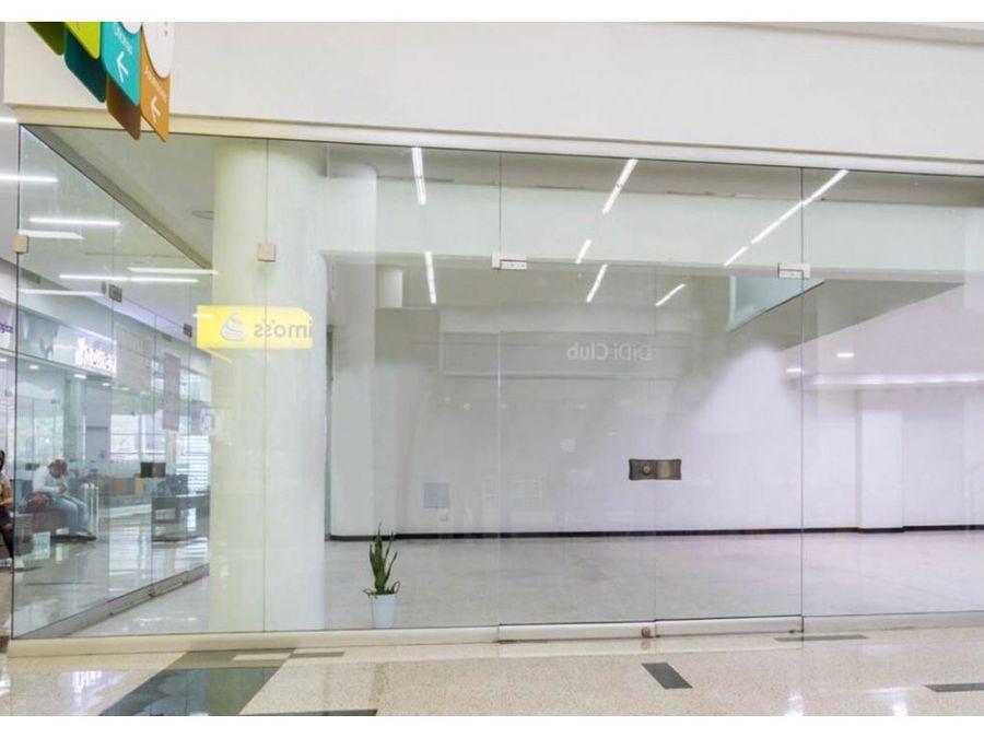 local comercial en centro comercial