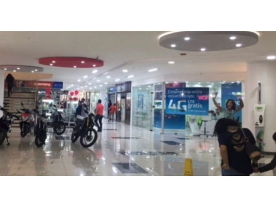 local comercial en el mall san pedro