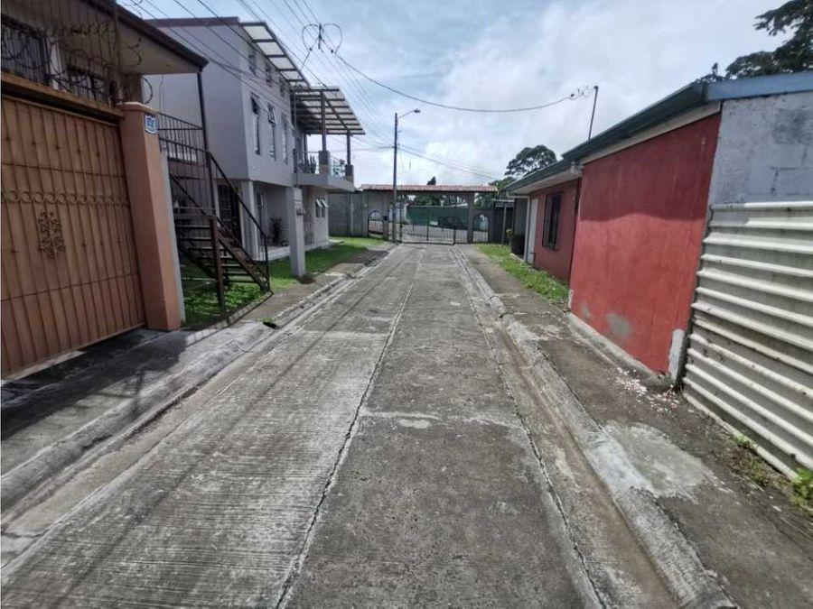 lote en residencial cerrado en san blas cartago 29 millones jpk