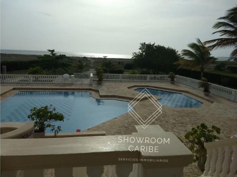 lote en venta urbanizacion palma real manzanillo del mar cartagena