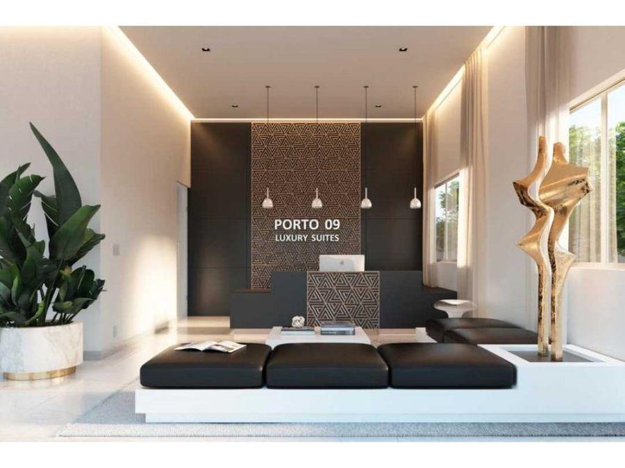 lujoso apartamento de venta en la esmeralda