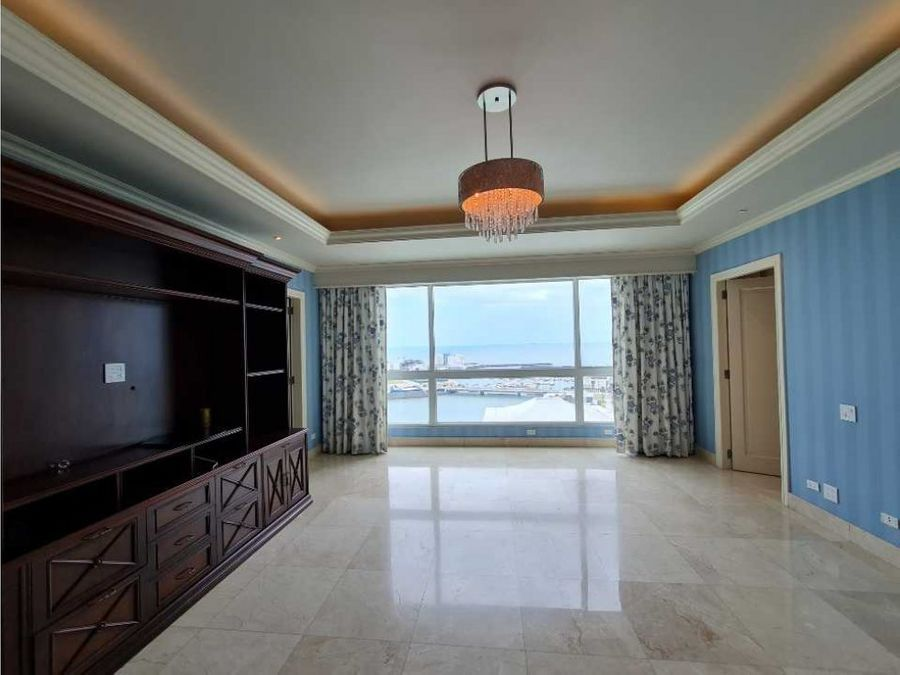 lujoso apartamento en alquiler en punta pacifica ligia