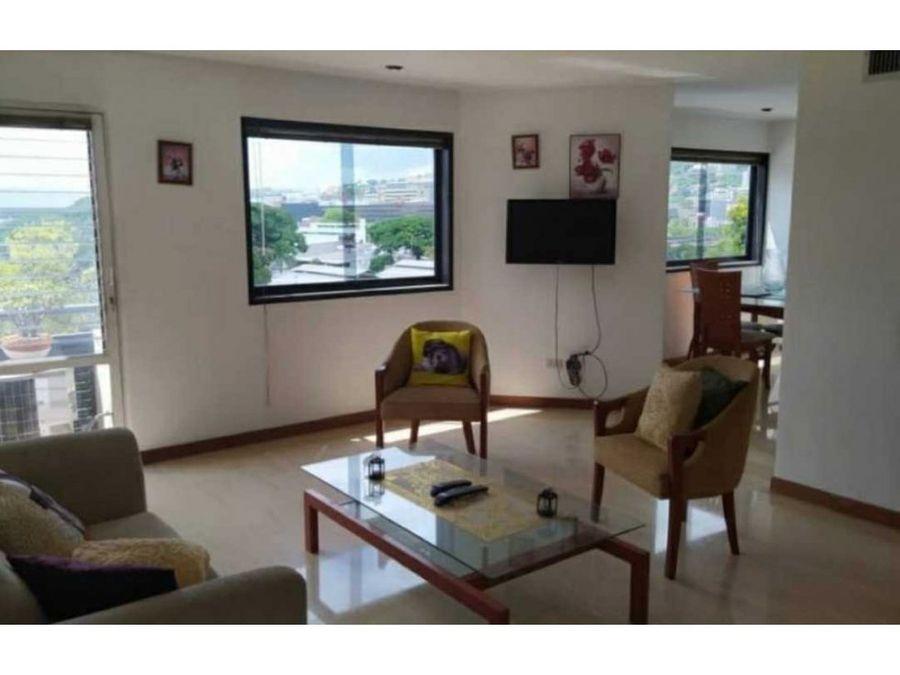 moderno apartamento duplex en alquiler en el rosal