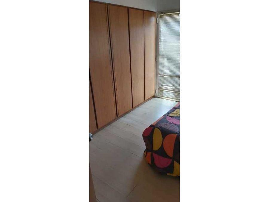 apartamento amoblado tipo estudio duplex en alquiler en el rosal