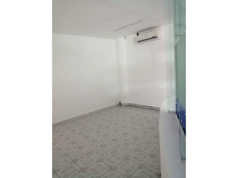 oficina en renta en cancun av tulum 47 m2 8500 mxn