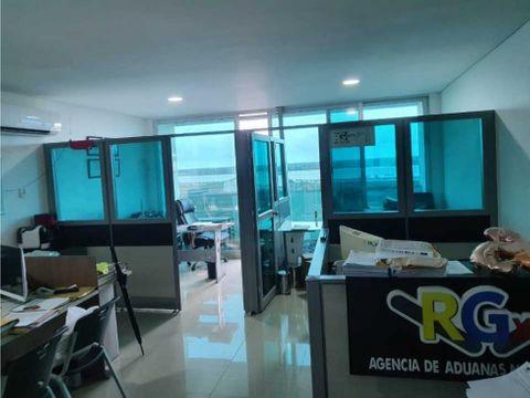 oficina en venta via 40 barranquilla