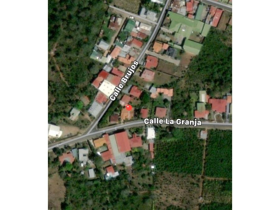 palmares casa y terreno 1736m2 340 millones barrio la granja