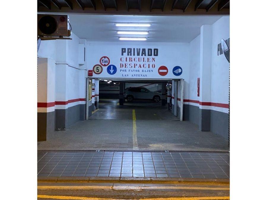 plaza de parking en venta centro de valencia
