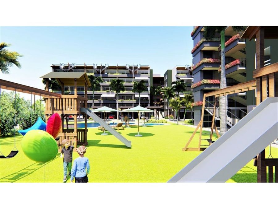 proyecto de apartamentos