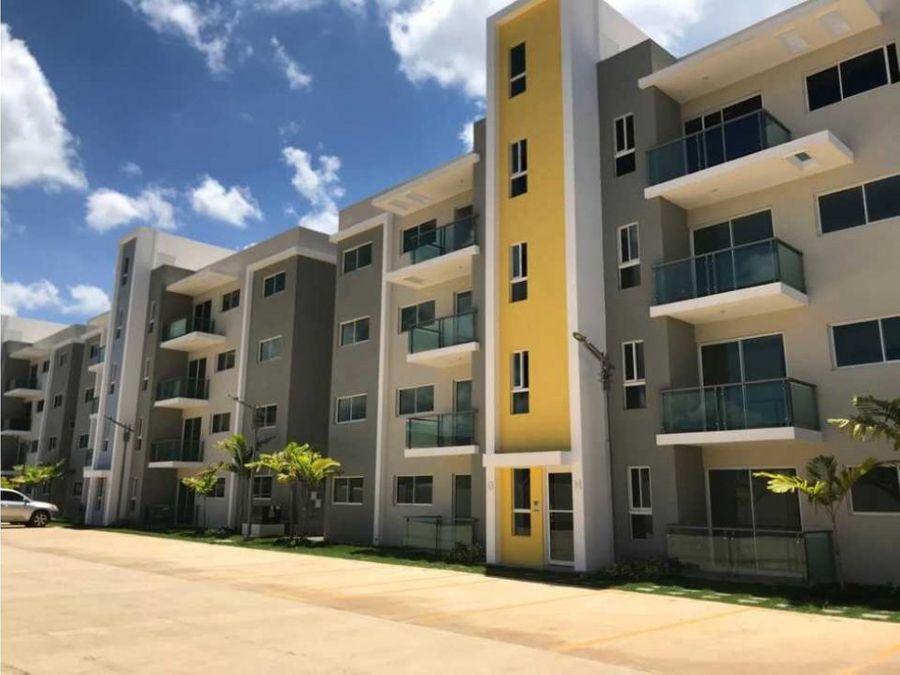 proyecto de apartamentos en los llanos de gurabos