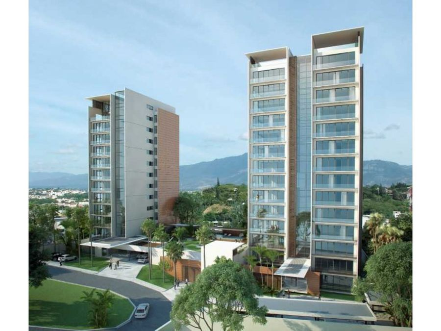 torre de apartamentos en venta en la trinitaria