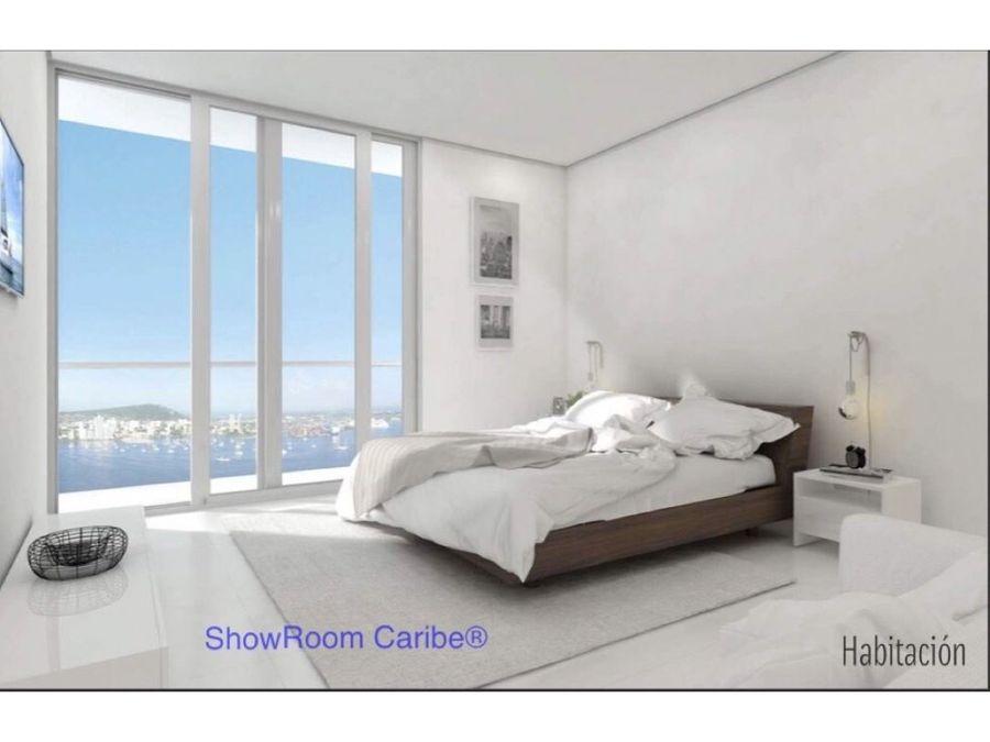 proyecto icon bay castillogrande cartagena