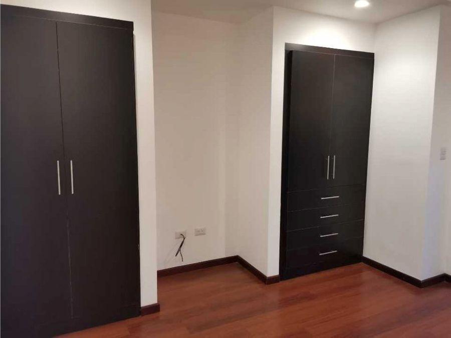 precioso apartamento en escazu