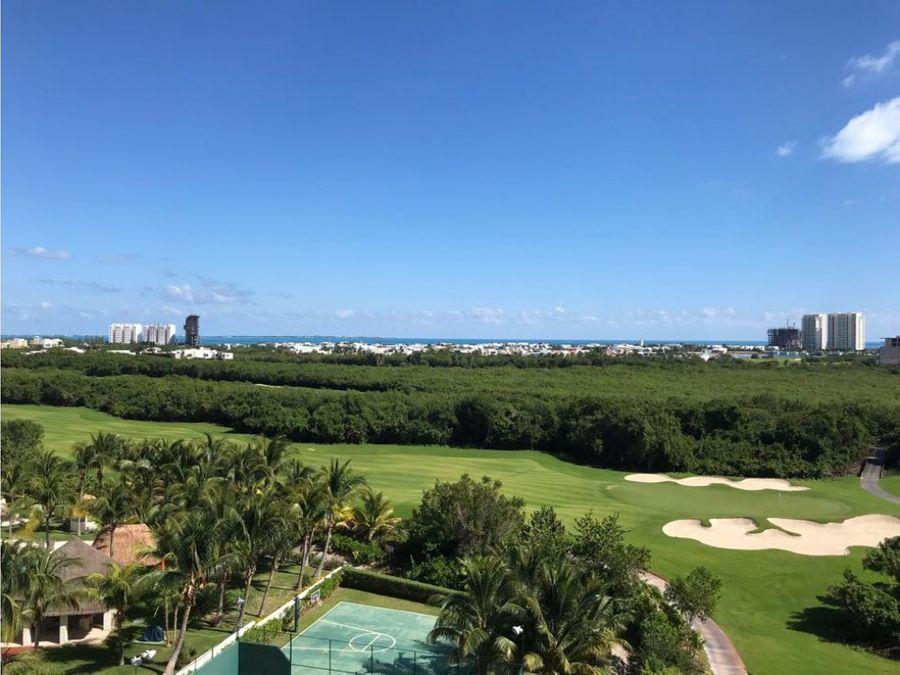 precioso departamento con vistas al mar caribe
