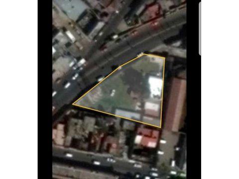 renta terreno comercial en cabecera municipal chalco mexico