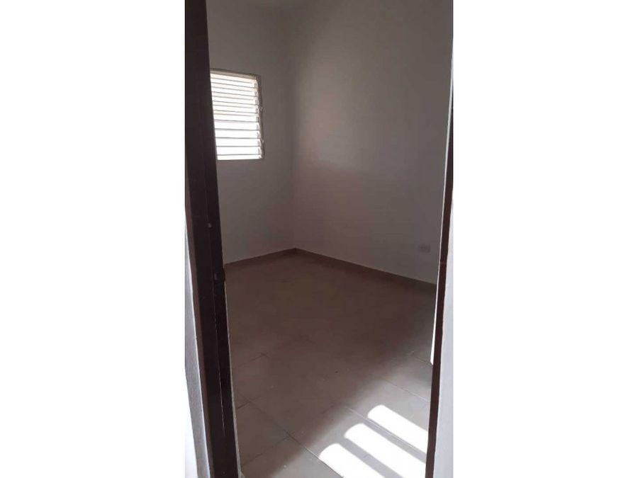 se vende apartamento de oportunidad en moca