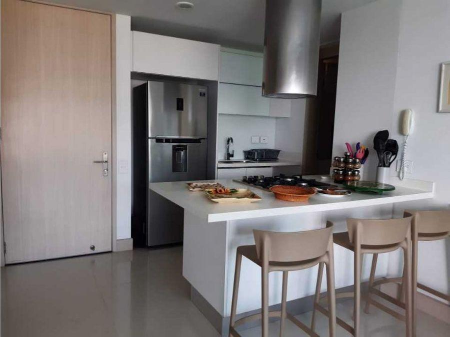 se vende apartamento en edificio ambar ocenic
