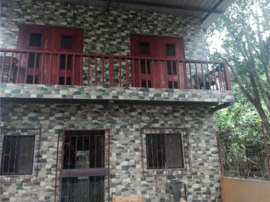 venta casa amoblada coop 5 octubre naranjal
