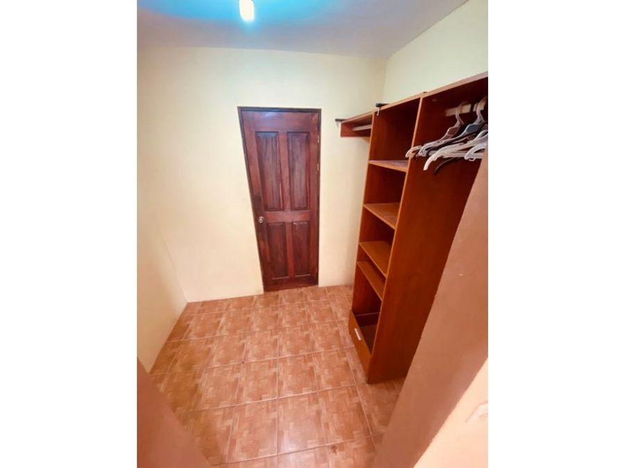 se vende casa en liberia gte barrio la carreta