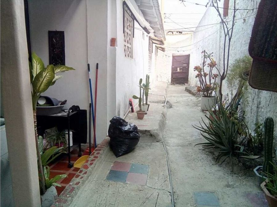 se vende casa lote en el barrio espana cartagena de indias