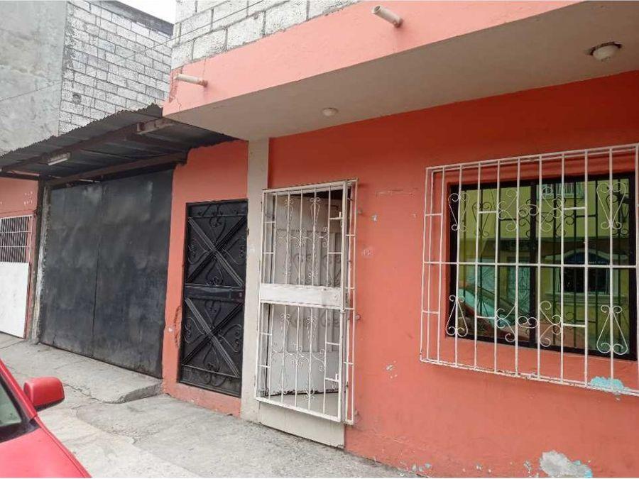 se vende casa rentera en calle robles chambers y la 19 barrio lindo