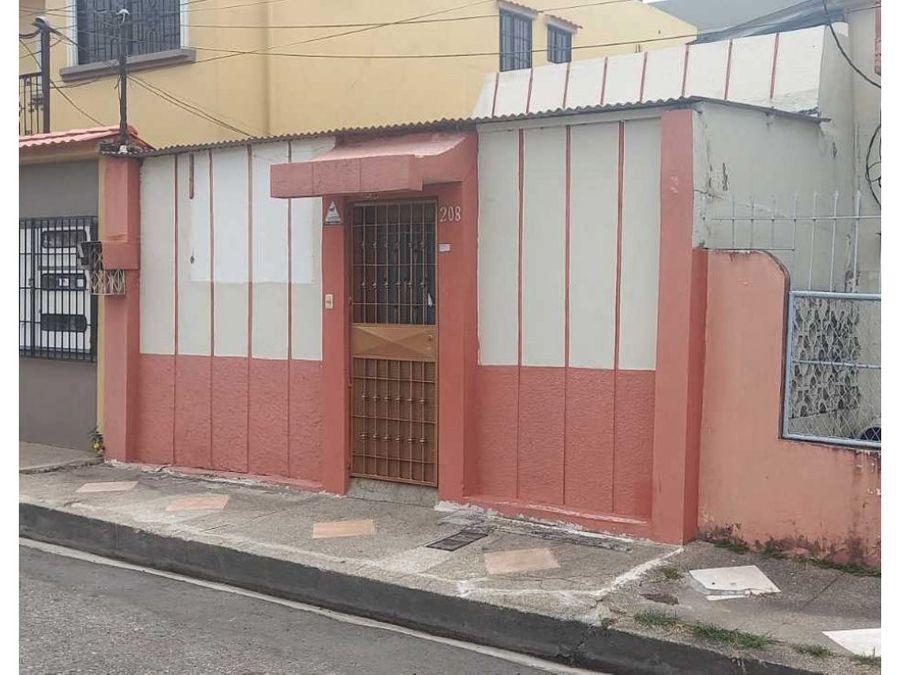 se vende linda casa de una planta en la ciudadela ferroviaria