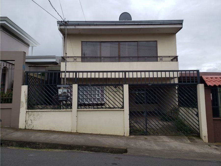 se vende casa 159 m2 en oreamuno cartago remate bancario