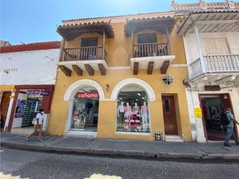 se vende edificio en centro historico de cartagena de indias