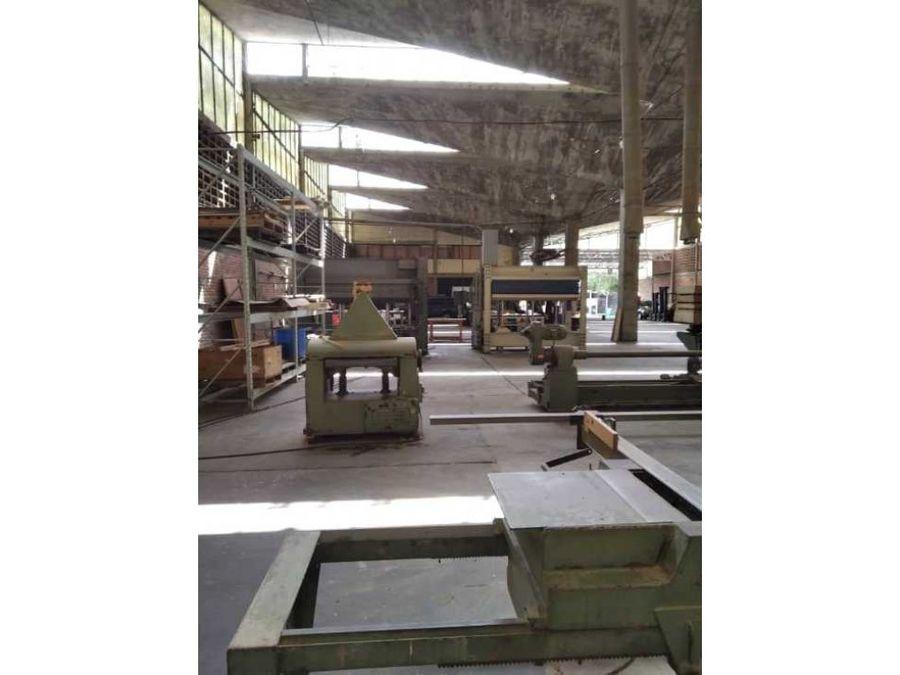 se vende galpon industrial 15000m2 baruta