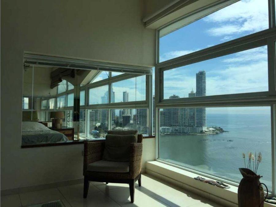 vendo apartamento ph vista del mar avenida balboa