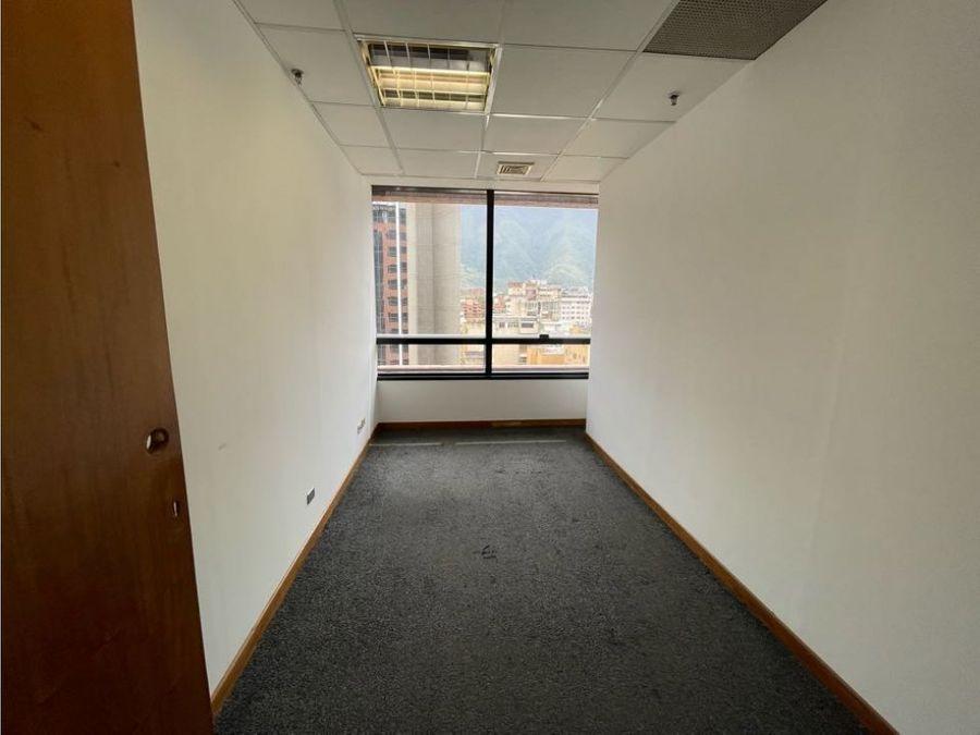 alquilo oficina 7658m2 chacao