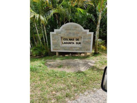 alquilo casa 100m2 1h1b1pe lomas de la lagunita