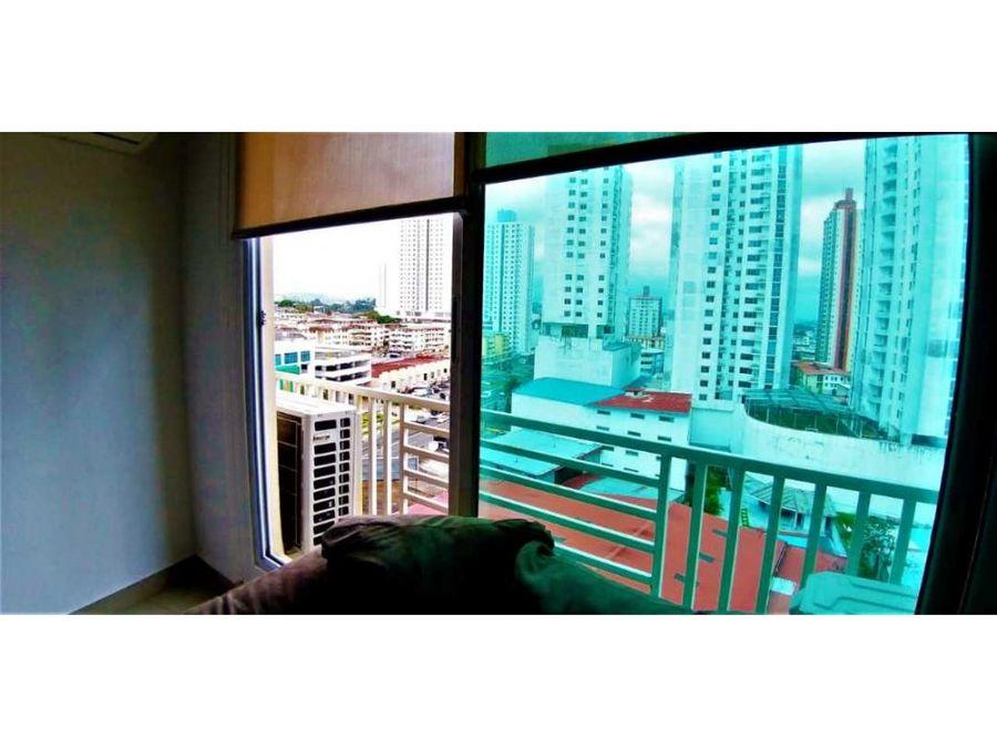 se alquila bonito apartamento amoblado en ph taurus tower