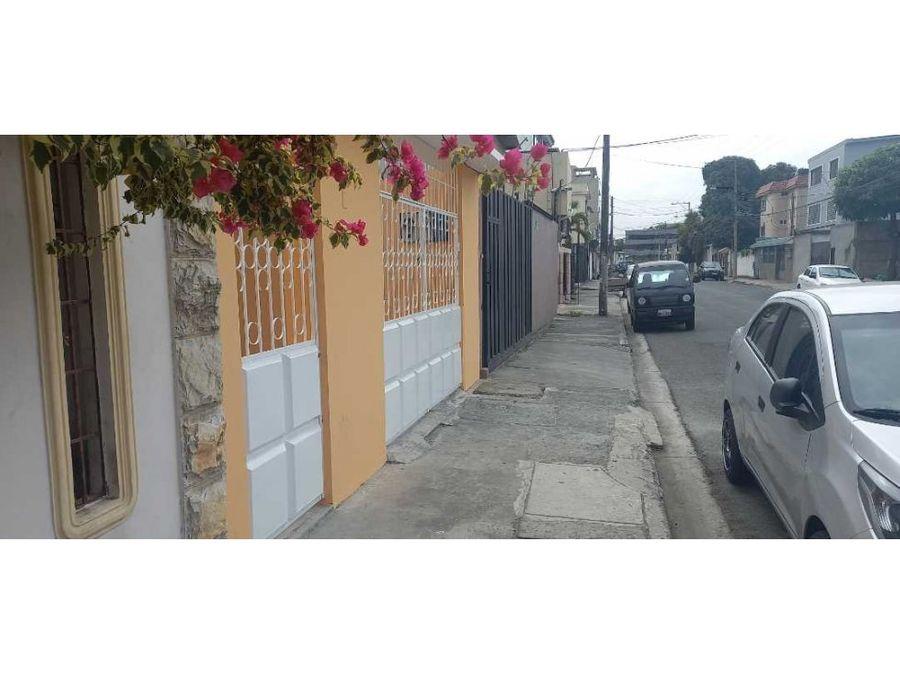 se alquila casa muy bonita en la ciudadela guayaquil